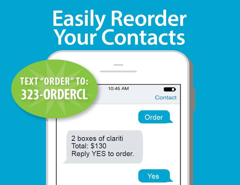 Easy Text Orders